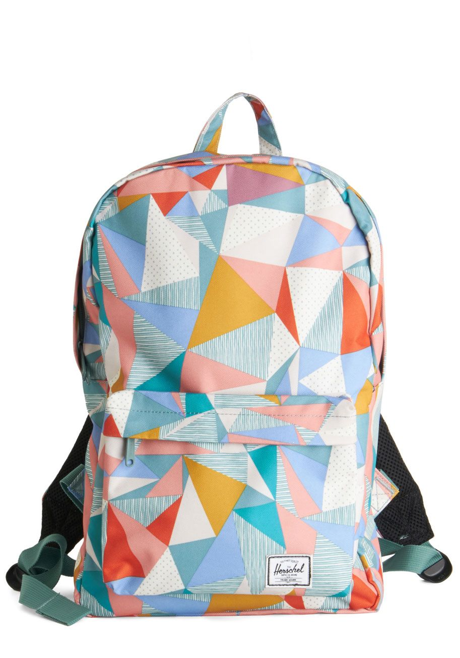 164f5bdb6608 Prism and Blues Backpack. Pack this colorful backpack from Herschel Supply  Co.  multi  modcloth