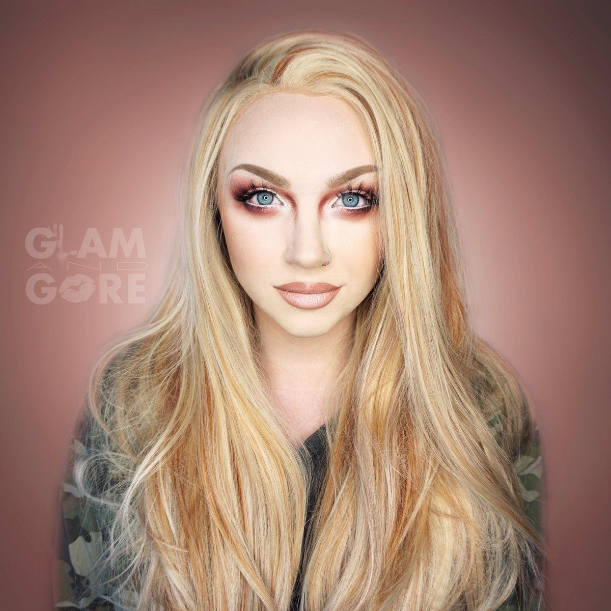Love this girl Mykie AKA Glam and Gore Beauty