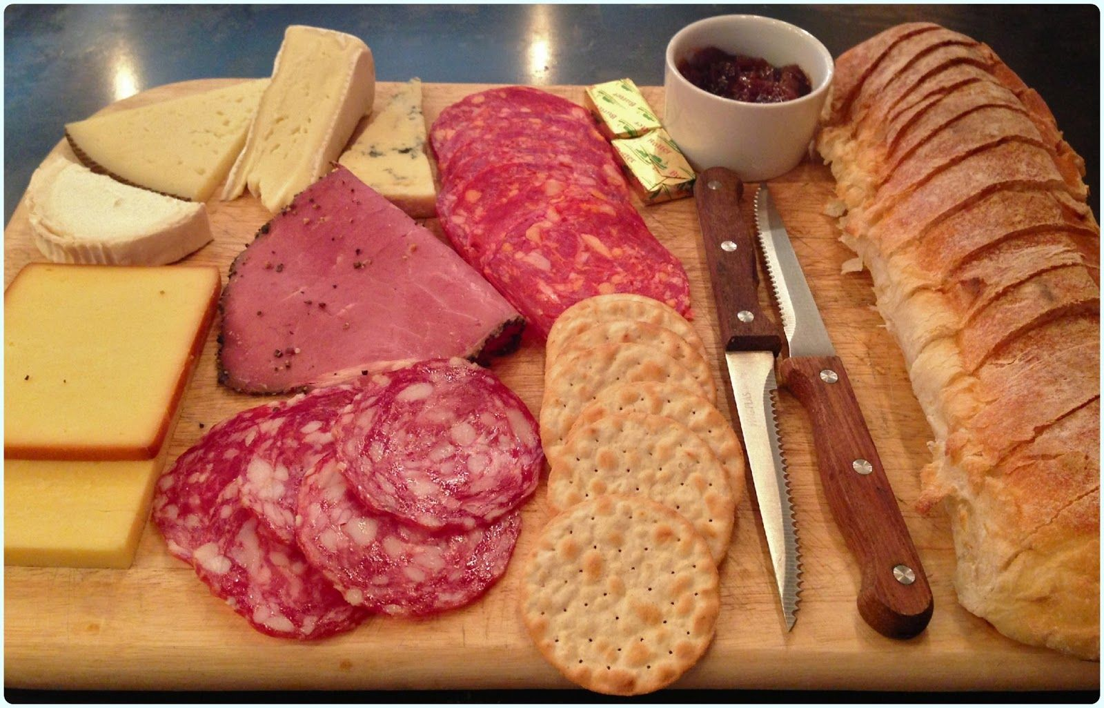 Brewdog Manchester Meat And Cheese Platter Cheese Platters Food Eat