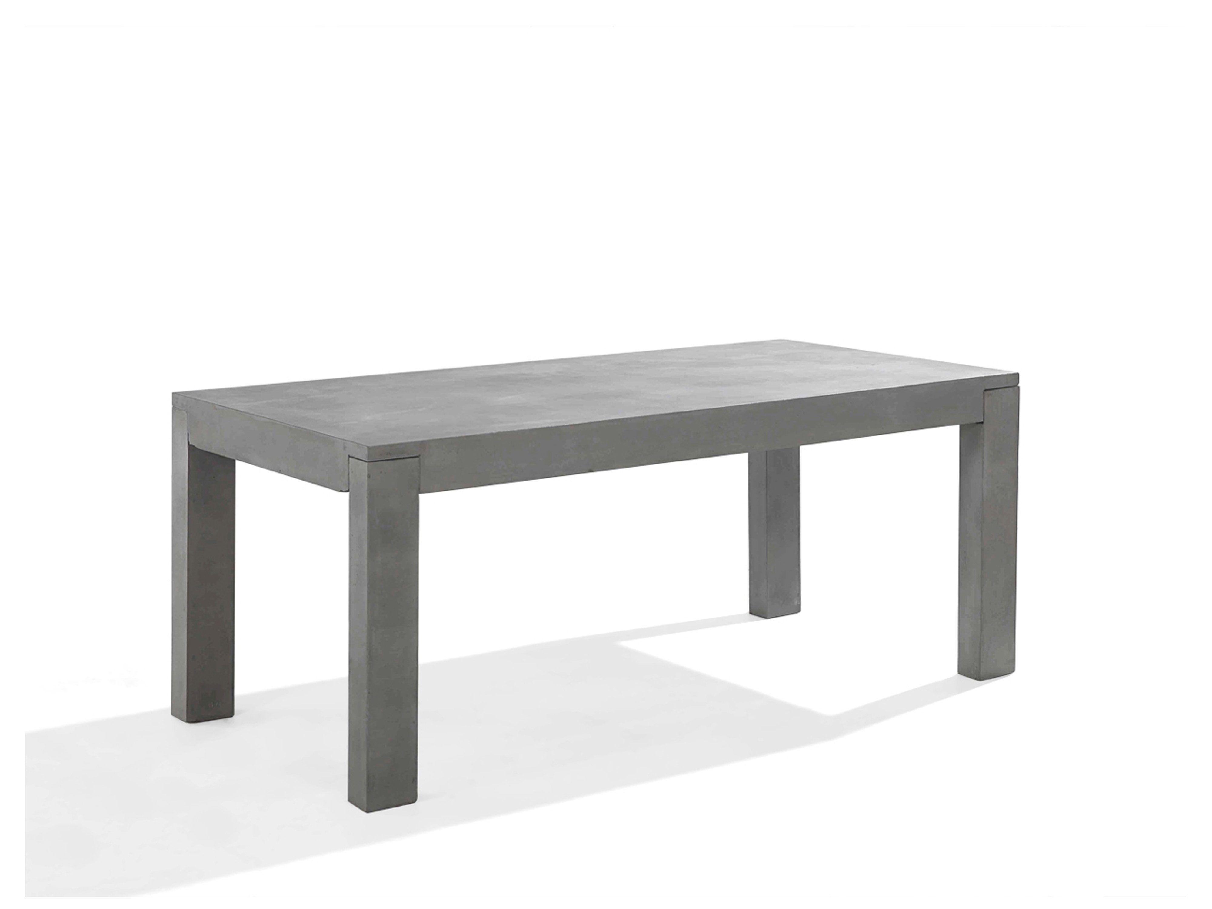 Tavoli Da Giardino In Cemento.Set Da Giardino Di Un Tavolo In Cemento 2 Panchine E 2 Sedie