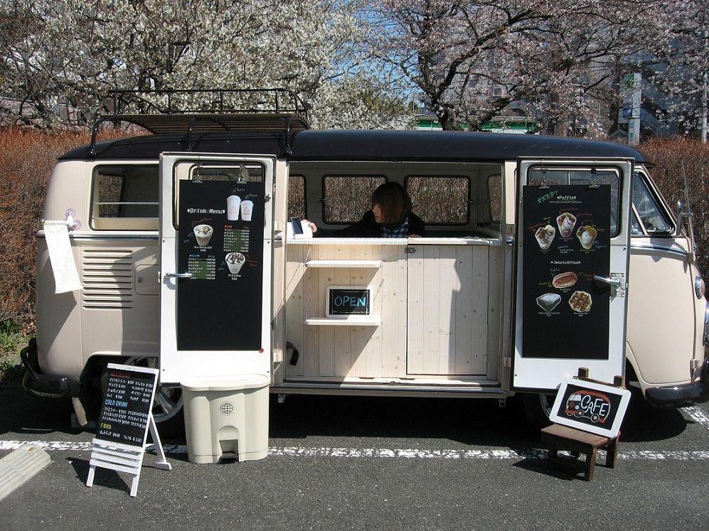 東京 千葉 埼玉 神奈川近郊の移動販売 ケータリングカー派遣登録募集 移動販売 ケータリングカー フードトラックのデザイン