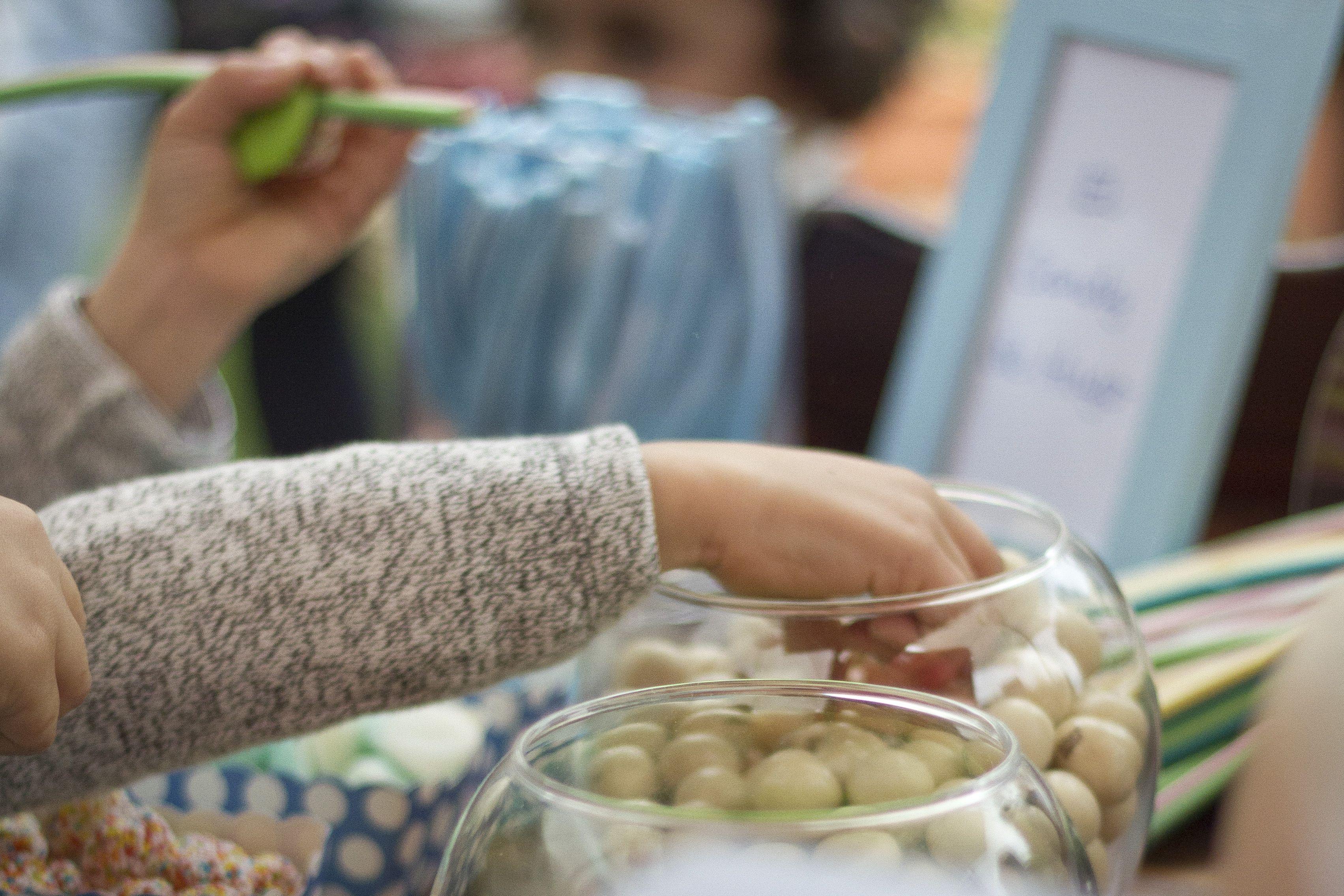 Candy de chuches para eventos. www.mimel.es