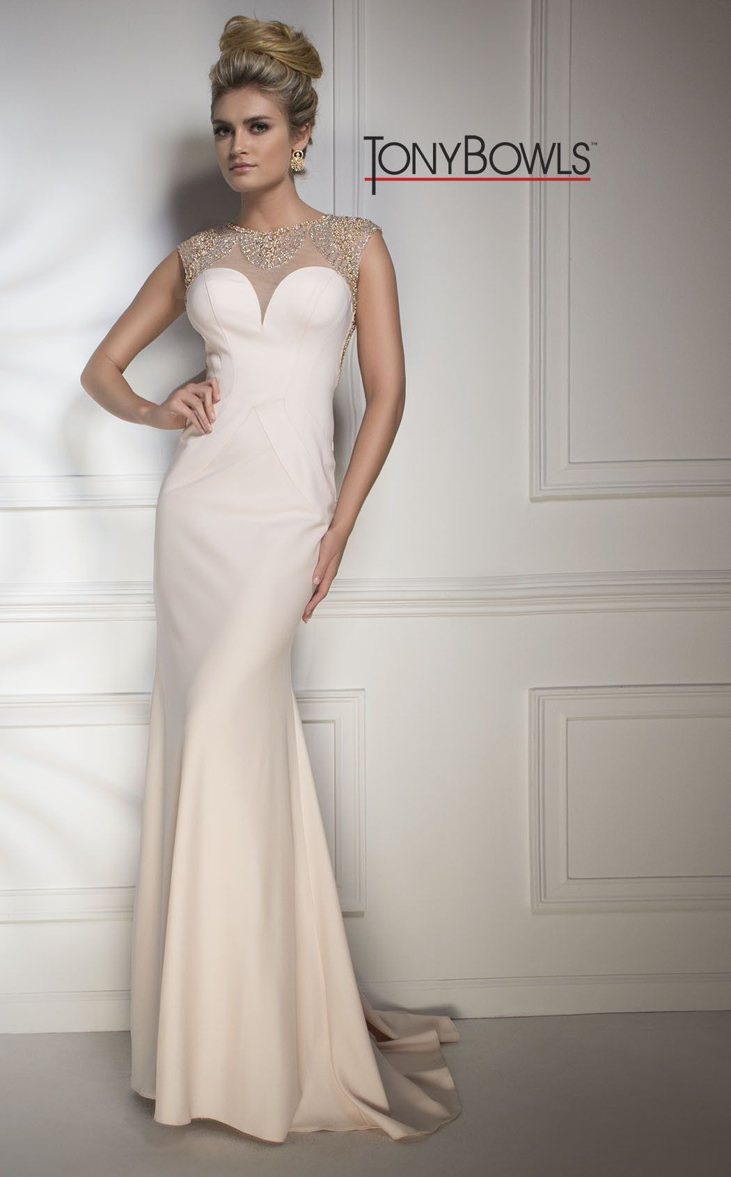 Wedding Dress Tony Bowls Size Chart