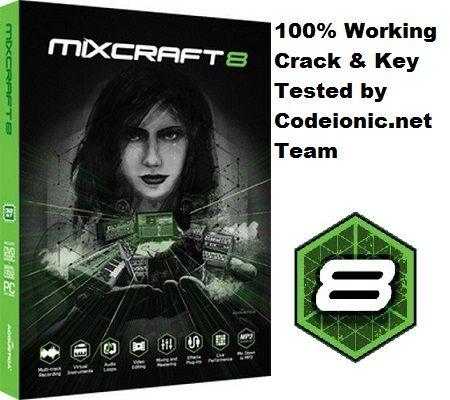Mixcraft 8 1 crack | Acoustica Mixcraft Pro Studio 8 1 Crack