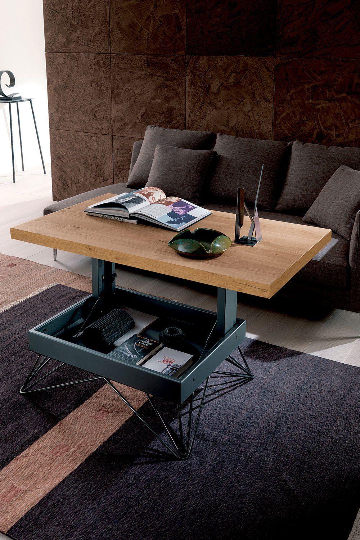 8 tables basses relevables pour optimiser l