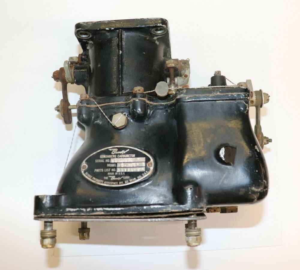 eBay #Sponsored Bendix Stromberg Carburetor Model R9B PN 30256-2