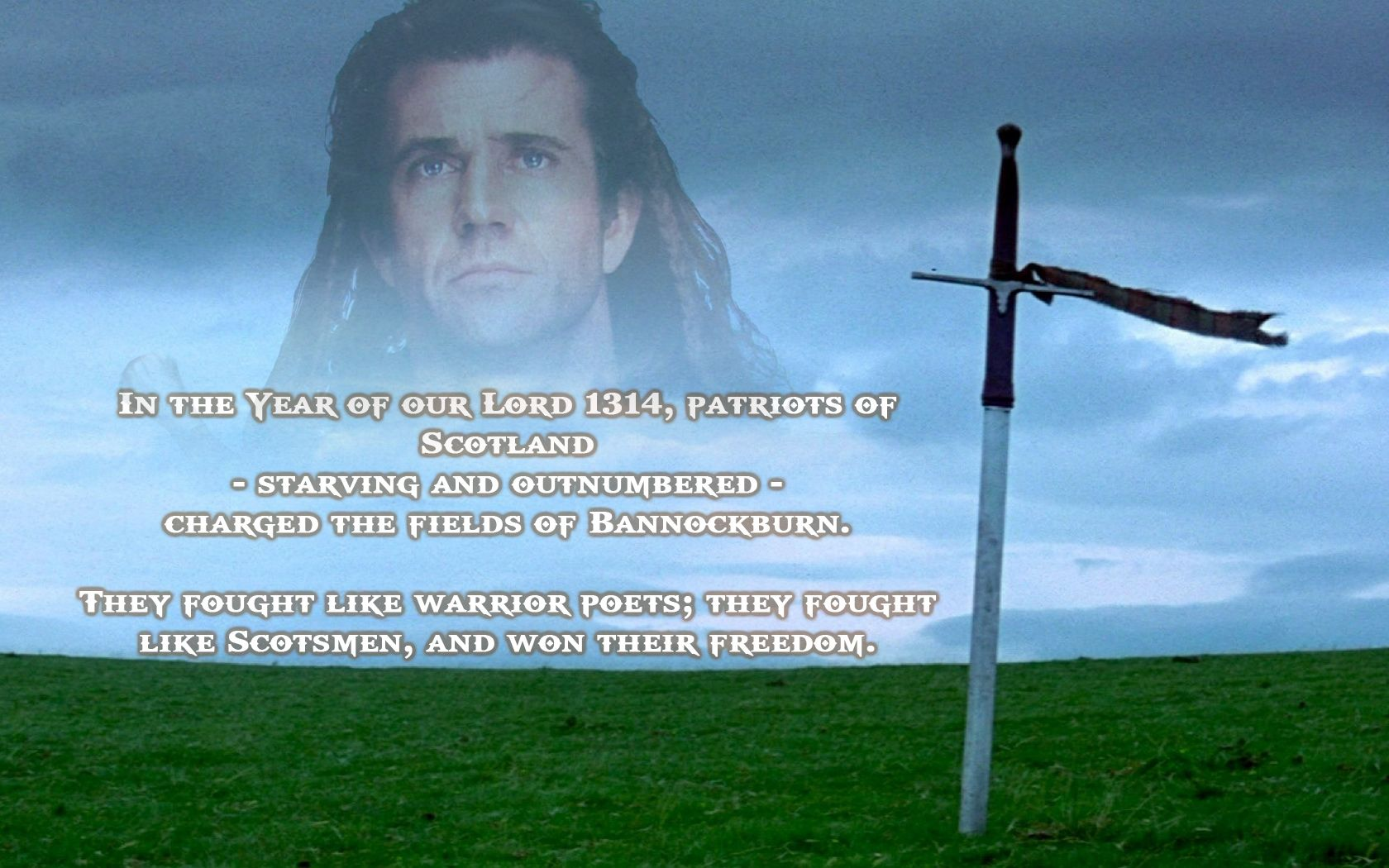 Lights Camera Action Quotes: Robert The Bruce And Redemption!!!