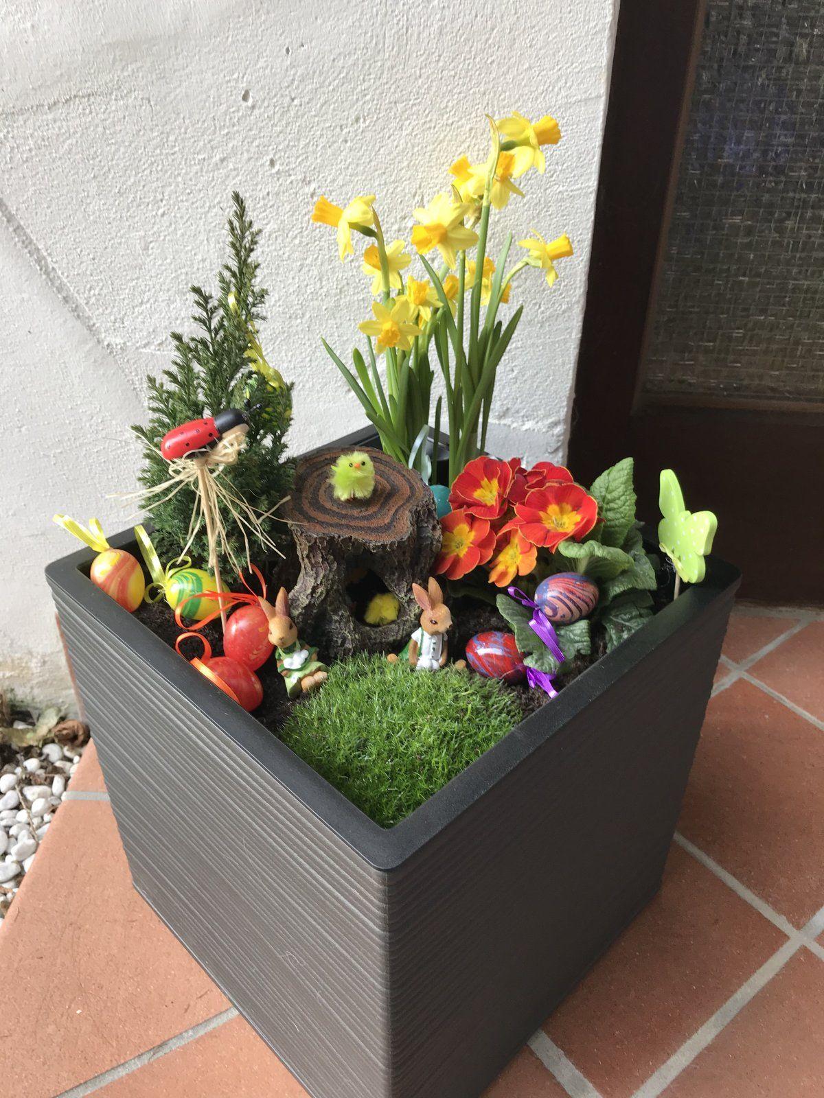 Wir Haben Den Emsa Casa Cosy Mit Fruhbluhern Und Osterdeko