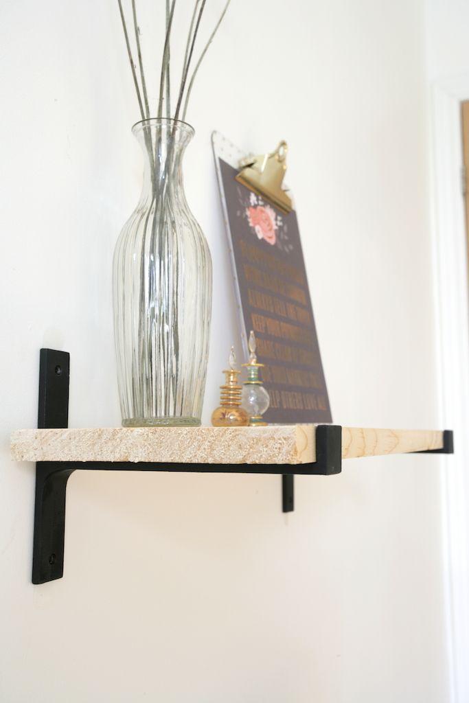 mon premier objet d conome une querre d corative en t d co mur pinterest tag re. Black Bedroom Furniture Sets. Home Design Ideas