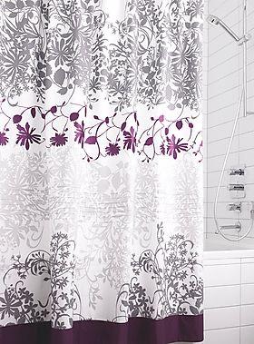 le rideau de douche lianes en fleurs rideaux de douche simons casa pinterest rideaux. Black Bedroom Furniture Sets. Home Design Ideas
