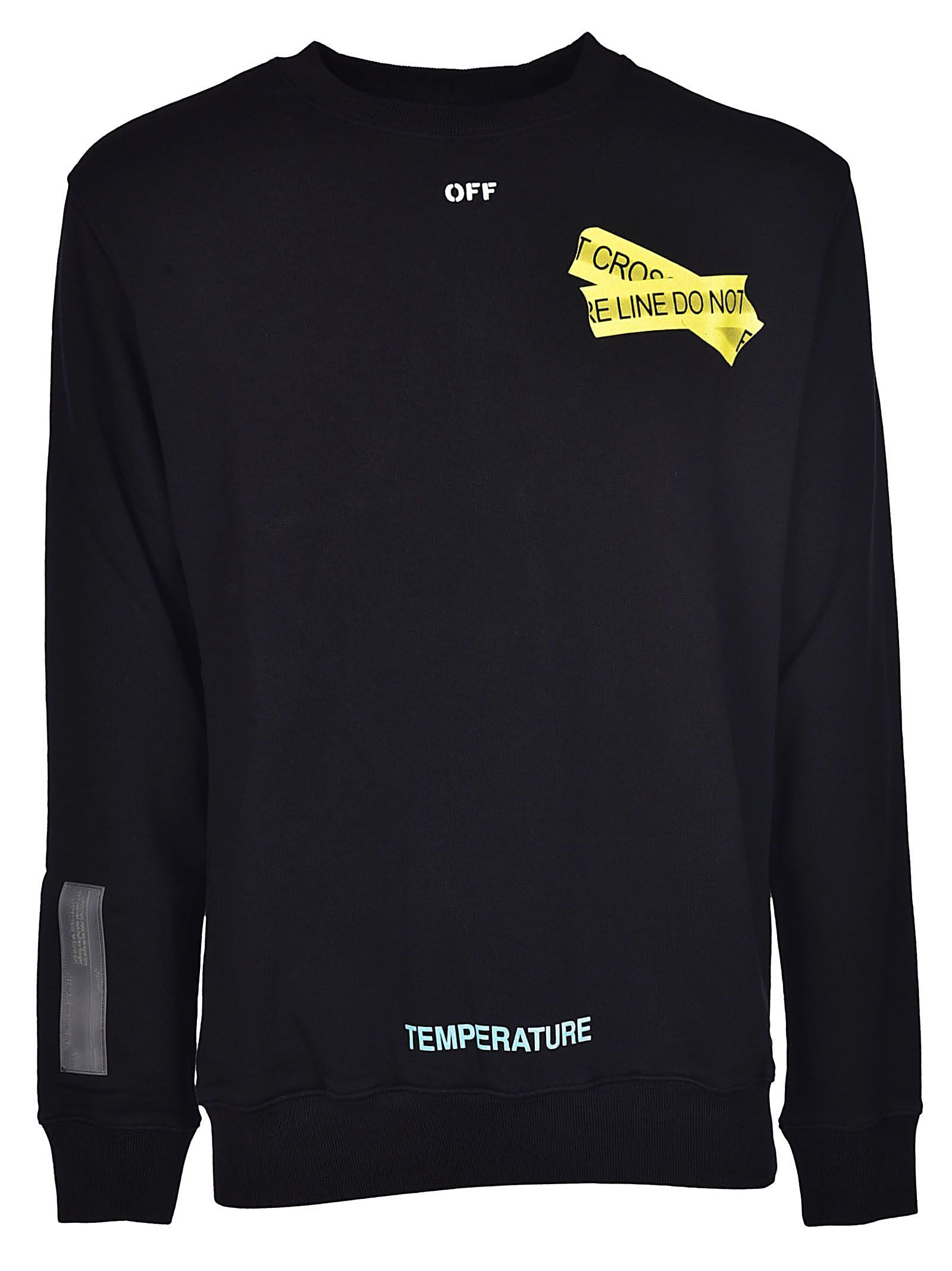 473cb013 OFF-WHITE OFF-WHITE TAPE SWEATSHIRT. #off-white #cloth # | Off-White ...