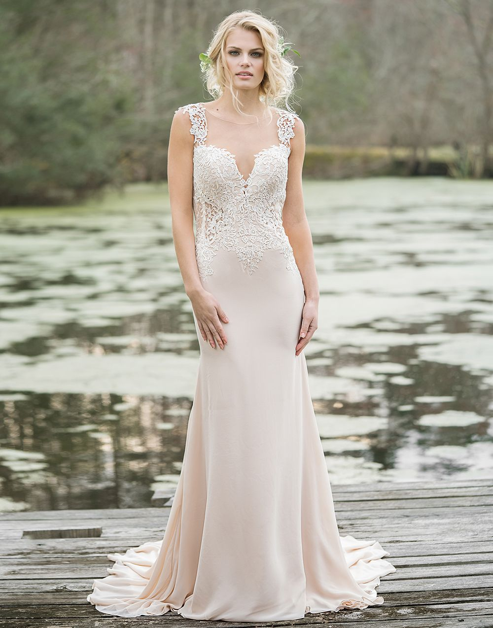 Lillian West 6454 | Lillian West by Justin Alexander | Available at ...