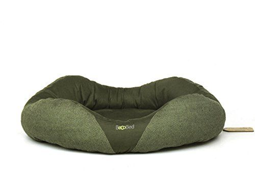 Beco Things Friendly Hemp And Cotton Pet Bed 75 X 95 Cm Green