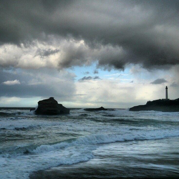 Biarritz winter