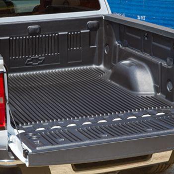 Bed Liner Bow Tie Logo Chevy Colorado Accessories Truck Bed