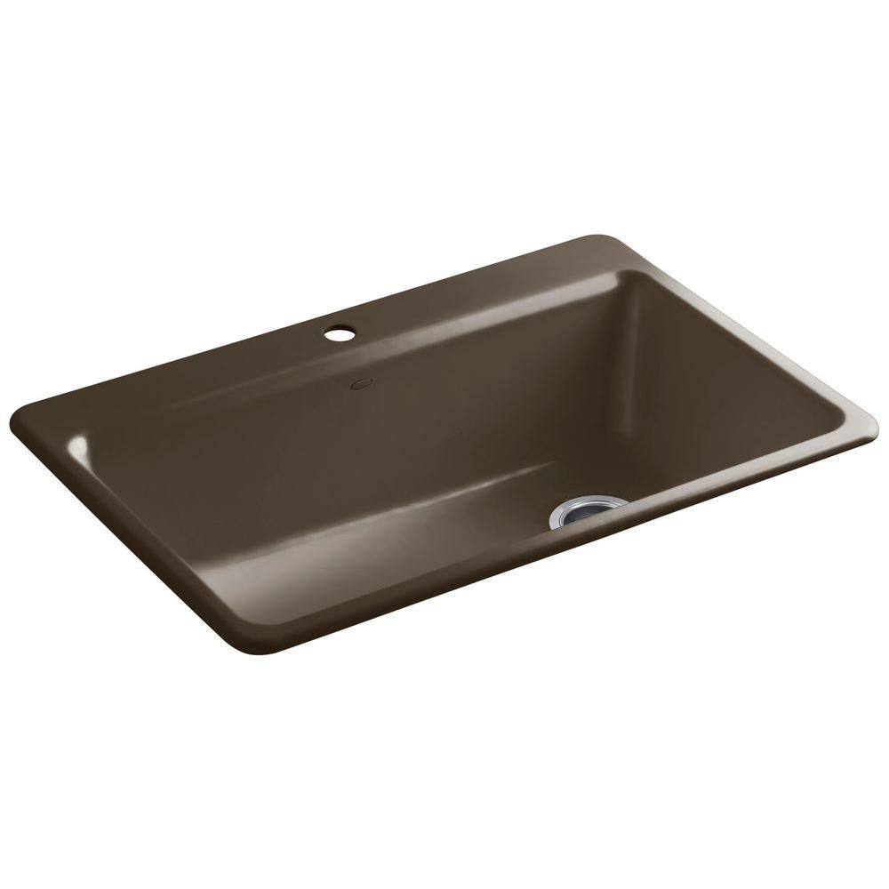 Riverby Top-Mount Cast Iron 33 in.