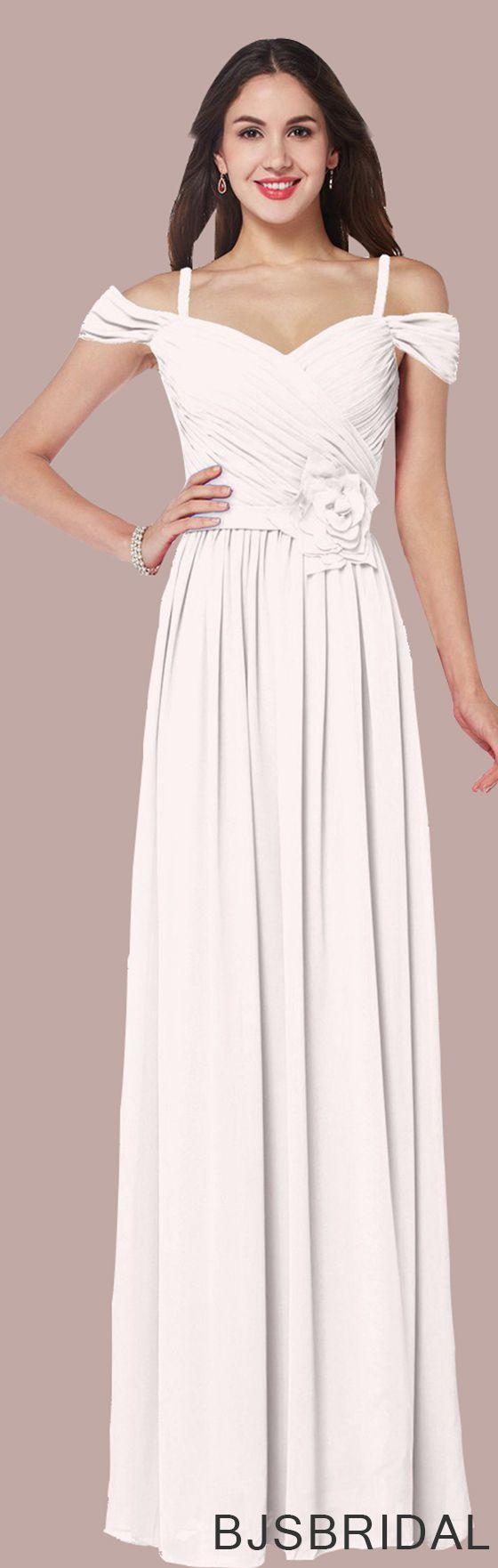 d0e15efbb62d Light Pink Bridesmaid Dress - Gorgeous A-line Off-the-Shoulder Short ...