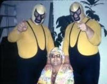 Masked wrestler shenanigans wwe 39 s rumored sin cara - Sin cara definition ...