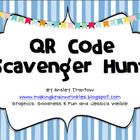 This is a scavenger hunt that I made for my 6th grade students to get them acquainted with their school. It is an excellent resource for helping ne...