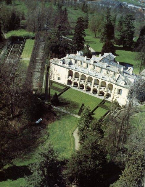 Parco Villa Agnelli Villar Perosa