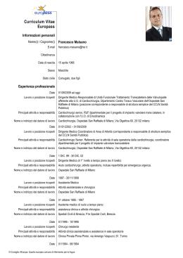 Curriculum Vitae Con Legge 68 99 Modelos De Curriculum Vitae