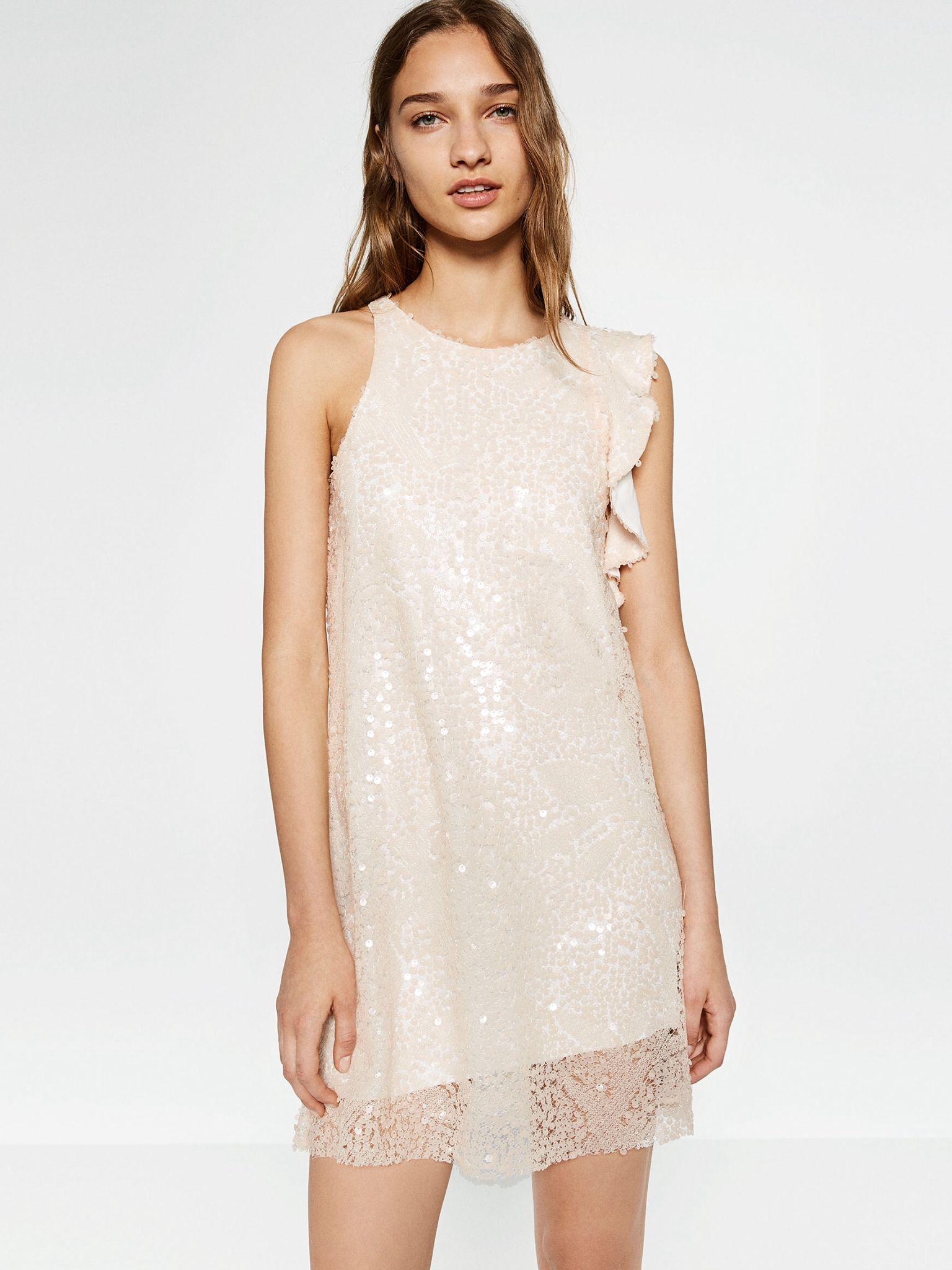 865ddc874 vestido zara - Chicfy