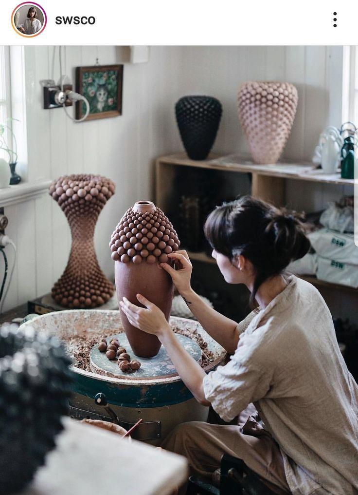 -  # #potterytechniques