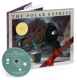 The Polar Express by Chris Van Allsburg: probably my most favorite children's book (I did not like how they adapted the story in the movie.)