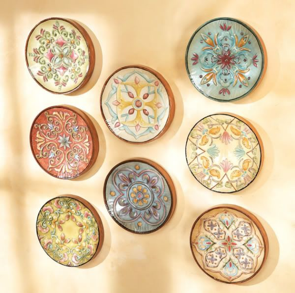Tuscan Plates Collection With Images