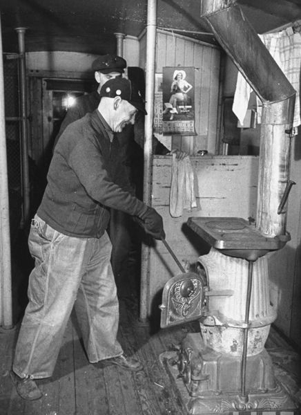 Caboose No 2259 At Amp Sf No 940 Whistle Hop Antique