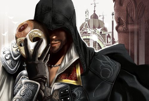 Ezio Auditore Da Firenze Assassins Creed 2 Assassins