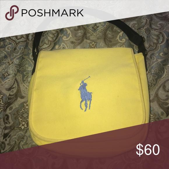 Ralph Lauren Messenger Bag ralph lauren messenger bag up for sale Polo by Ralph Lauren Bags Laptop Bags