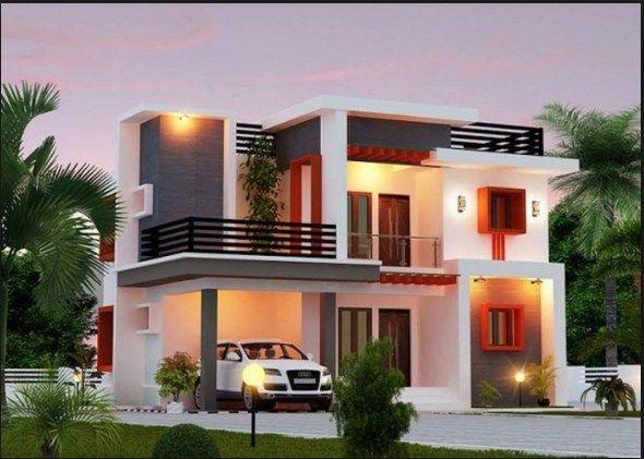 Online House Elevation Design