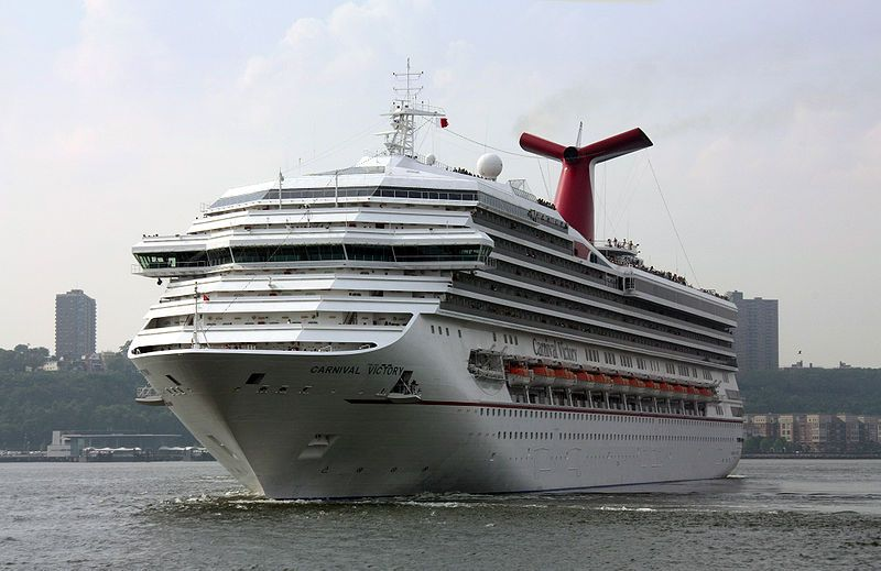 CARNIVAL VICTORY CRUISE SHIP Stats According To Ship Mate Mobile - Last minute cruise deals from florida