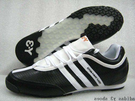 the latest 9d9cf a6184 Edinburgh Mens Adidas Y3 Trainers Y-3 Shoes Bla