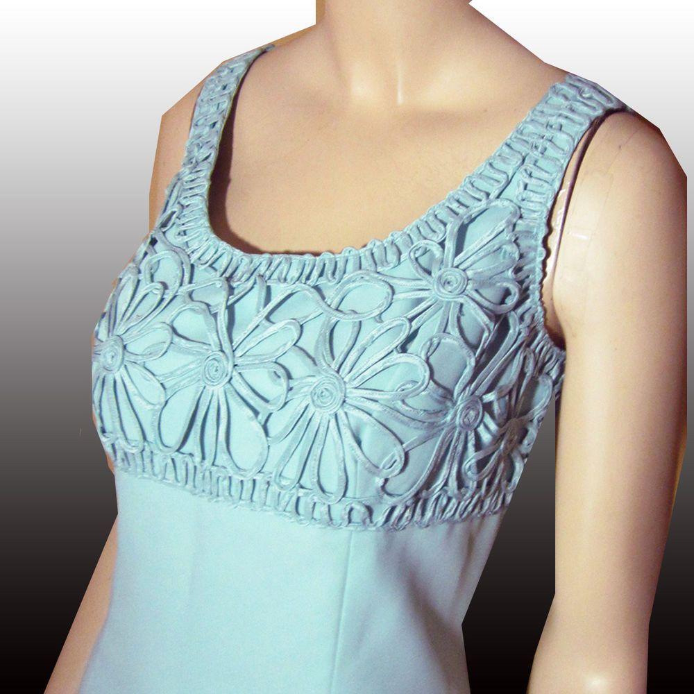 NWT Deborah Laws BRAID OVERLAY Sheath Dress - Very Pretty PALE AQUA 12 #DebrahLaws #Sheath #Cocktail
