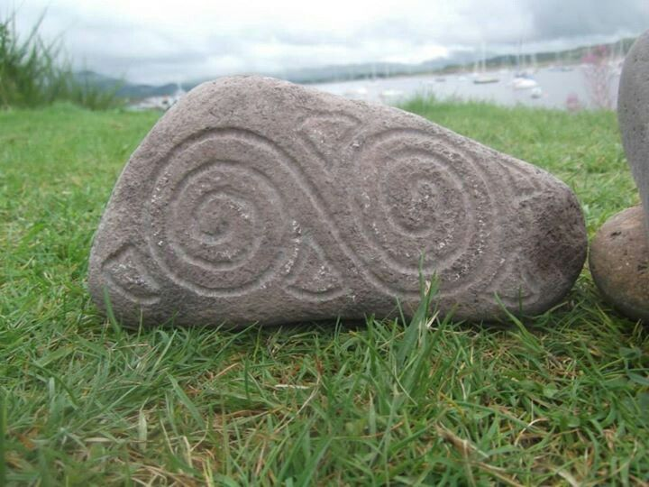 Celtic stone carvings art pinterest carving