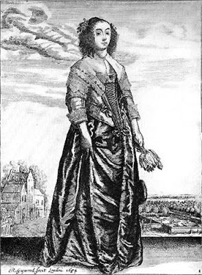 Miller-Anderson Histories: ANNE CALTHORPE (DRURY) 1463-1494 | Lady in  waiting, History, 17th century fashion