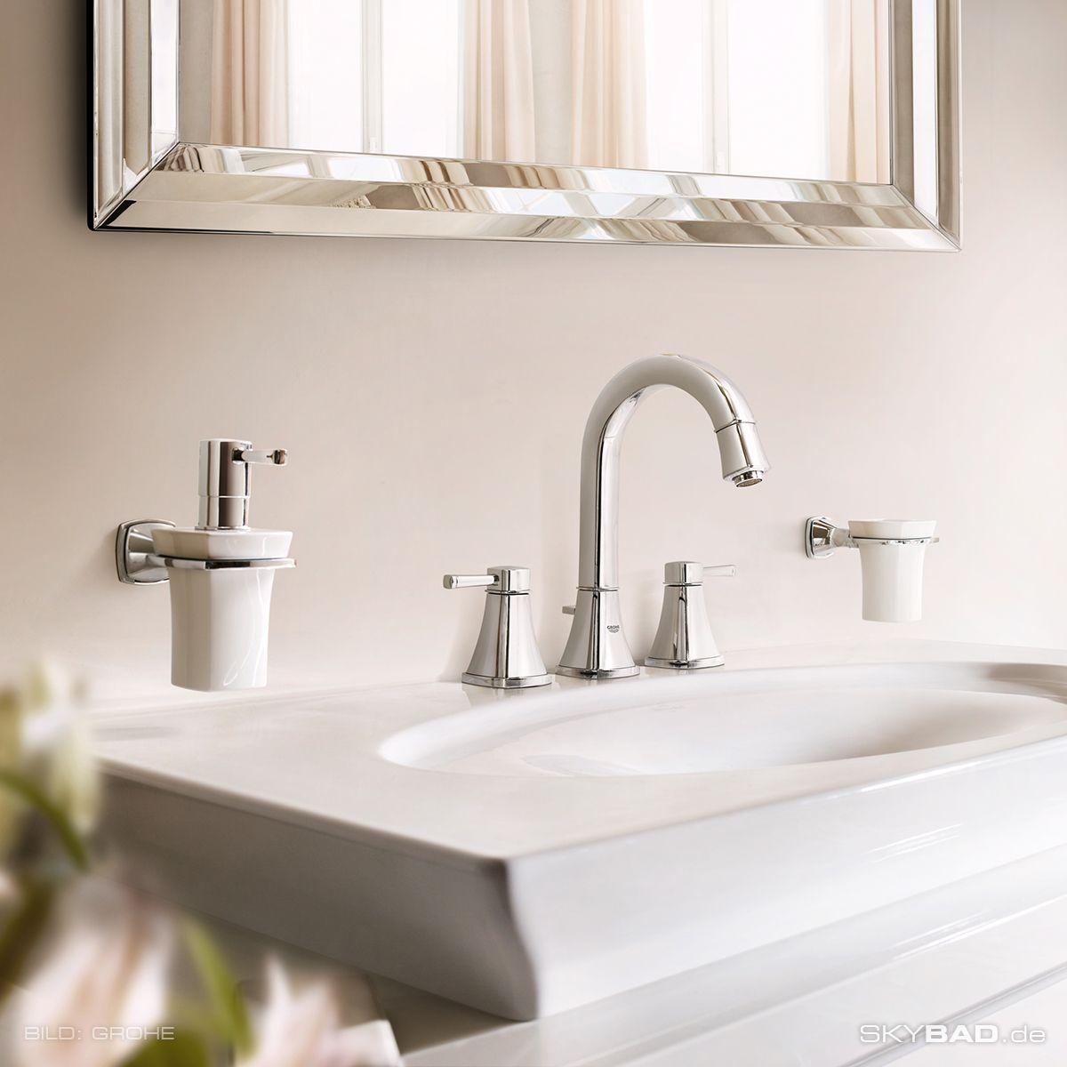 Grohe Grandera Bath Accessoires Shop it here: https://www.skybad.de ...