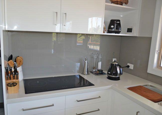 Kitchen Tiled Splashback Country Scene Pictures