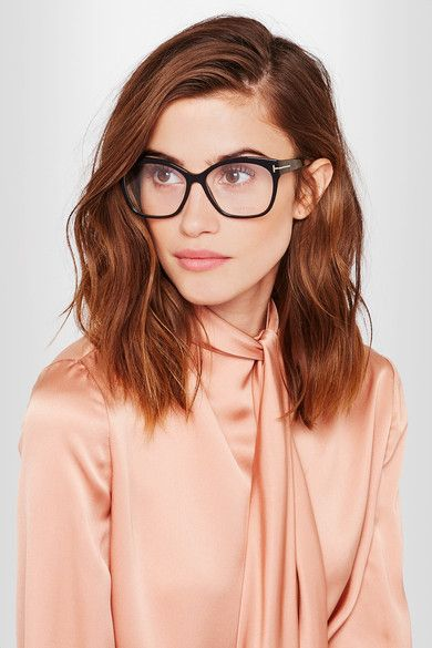 be84cd06576 TOM FORD Square-frame acetate stunning optical glasses in 2019