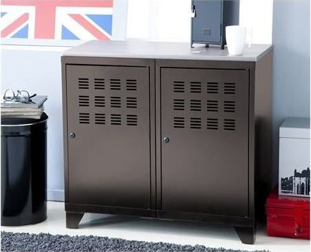 rangemant bureau auchan achat pas cher armoire m tallique taupe prix promo auchan ttc. Black Bedroom Furniture Sets. Home Design Ideas