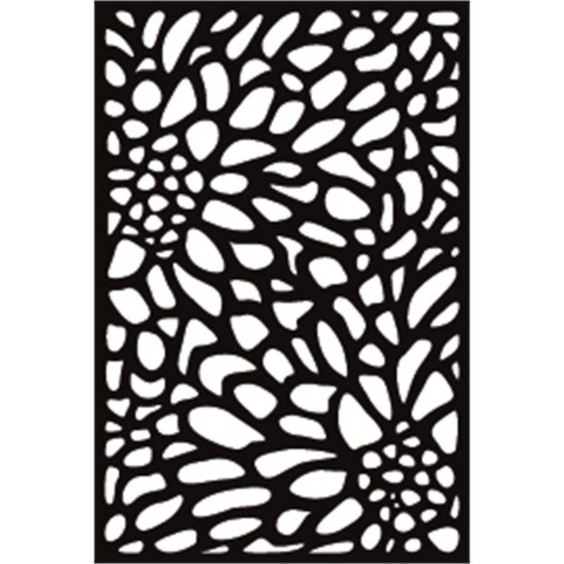 Matrix 1805 X 1205 X 7mm Charcoal Bloom Screen Panel