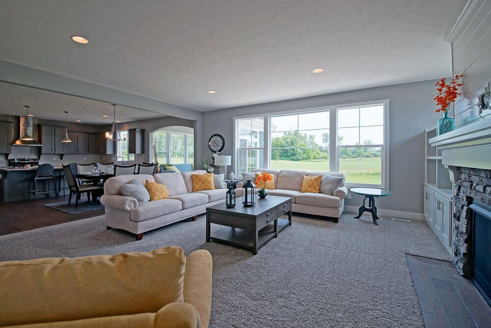 Inspiring New Home Builds With Our Feature Gallery Of Building A House Home New Homes