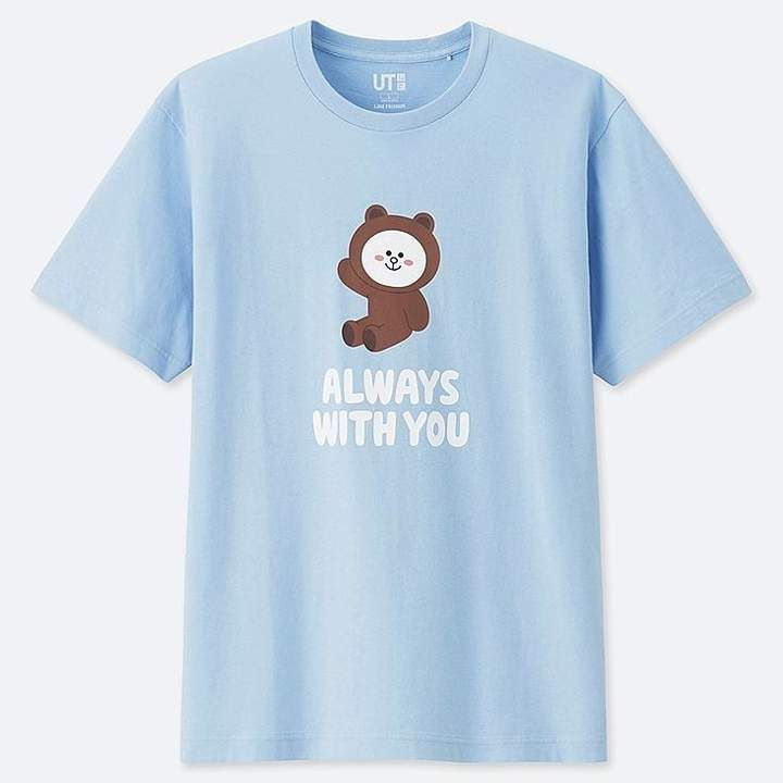 ec7d689f6 Line friends ut (short-sleeve graphic t-shirt) in 2019 | Frnd | Line ...