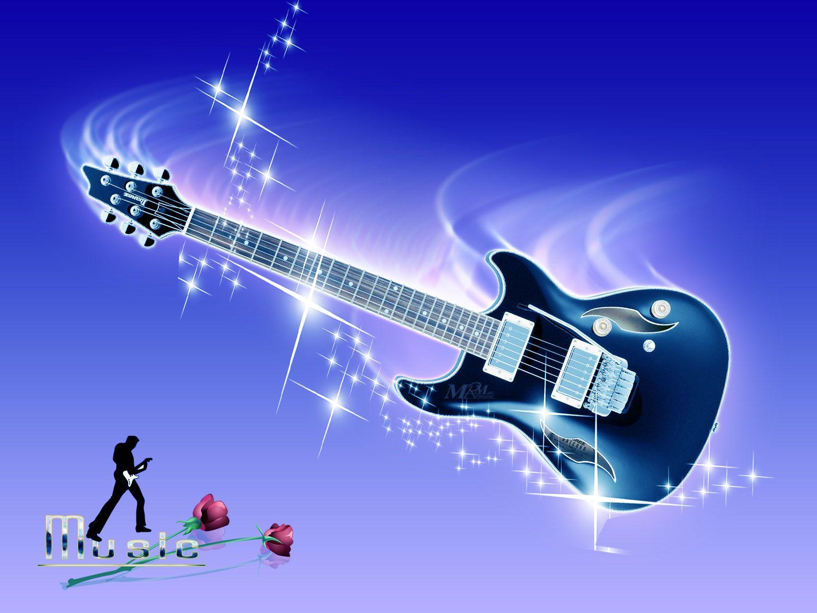 Graphic Design Music Wallpaper Desktop Background with