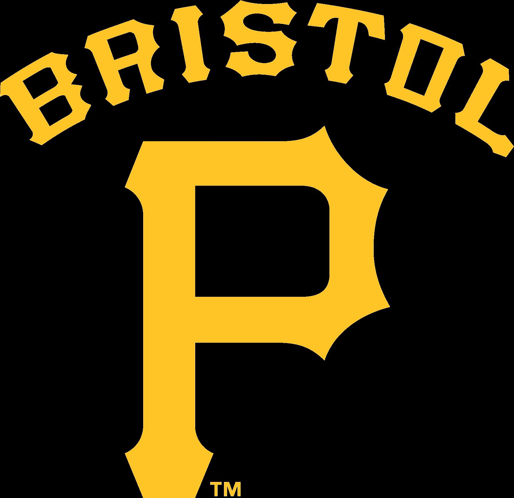 Bristol Pirates Logo Appalachian League Milb Teams Sports Logo Logos