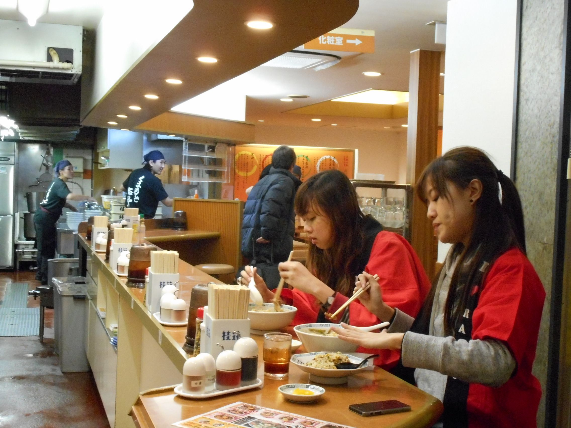 "The six ""Ramen Exchange Students"" in Kumamoto! #ramen #japan #asean #SoutheastAsia #jnto #jed"