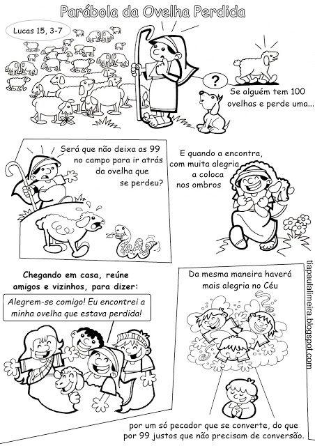 Tia Paula: para colorir | Fé | Pinterest | Sunday school, Planners ...