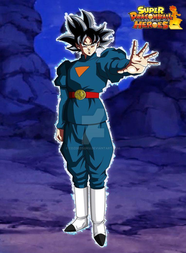 Sdbh Ultra Instinct Goku By Cdzdbzgoku Anime Dragon Ball Super Dragon Ball Super Goku Anime Dragon Ball